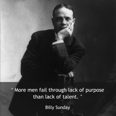 Billy Sunday #quotes
