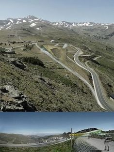 Sierra Nevada, grupo aranea