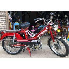 Detroit Moped Works (detroitmoped) on Pinterest
