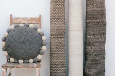 Pampa beautiful handwoven rugs & cushions from Argentina. | Shop www.shop.pampa.com.au