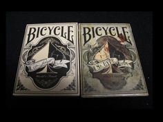 Bicycle Jekyll and Hyde Deck Video Review