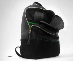 Heineken collabore avec Killspencer sur un sac à dos en cuir #heineken #killspencer #backpack #accessories #menswear