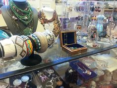 Brunswick op shops : jewelry at Christ Church ♡