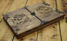 dungeons and dragons dm screen Tabletop Rpg, Tabletop Games, Dungeon Master Screen, Dm Screen, Pen & Paper, Dice Box, D&d Dungeons And Dragons, Handmade Wooden, Geek Stuff