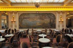 Someday Restaurant - Angelina - 1st arrondisement rue de Rivoli across from the Tuilieries - pricey.