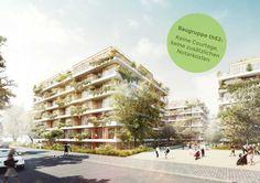 Bilder und Fotos vom Bauvorhaben th62 - Neue Gartenstadt