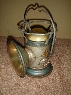 Old Railroad Lanterns | Antique Delta Railroad Lantern