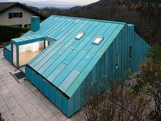 Envar - House extension, Begnins...