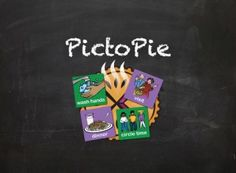 PictoPie - The visual activity scheduler for visual learners. - Pinned by @PediaStaff – Please Visit ht.ly/63sNt for all our pediatric therapy pins