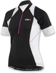Louis Garneau Female Skin-X Bike Jersey - Women's