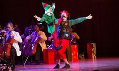 Groupon - Cirque Musica Holiday Spectacular on Saturday, December 12, at 7:30 p.m. in Rosemont Theatre. Groupon deal price: $49