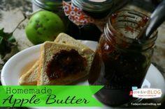 Crockpot Apple Butter Recipe   Slow Cooker Sunday   TodaysCreativeBlog.net