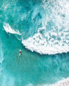 20-jarige maakt de mooiste luchtfoto's van de kust - Nieuws - Droomplekken