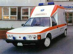 Tatra 613 ambulance