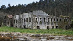 Patrimonio Industrial Arquitectónico: Galicia. El patrimonio industrial se hace añicos.