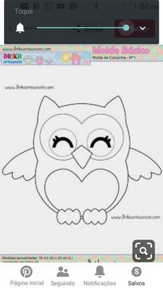 Owl Templates, Snoopy, Fictional Characters, Victoria, Art, Owls, Feltro, Art Background, Kunst