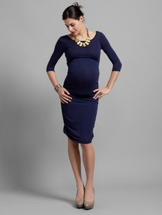 Maternity fashion and pregnancy go together