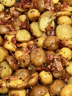 Maple and Bacon Bell Potatoes - Trend Noodle Side Dish Recipes 2019 Side Dish Recipes, Veggie Recipes, Healthy Recipes, Food Dishes, Side Dishes, Healthy Cooking, Cooking Recipes, Bbq Appetizers, Brunch Recipes