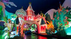 it's a small world / Fantasyland / Divertissement pour les plus petits / pr ttes les tailles et tt les âges