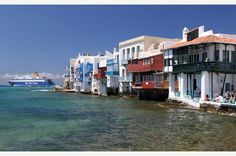 Planning a Vacation in Mykonos? Five Star Greece offers private villas and luxury accommodation in Mykonos. Discover our Luxury Villas in Greece Mykonos Island, Mykonos Greece, Santorini, Luxury Villas In Greece, Places To Travel, Places To Go, Mykonos Hotels, Greece Holiday, Greek Isles