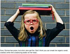 A fashion parody Pinterest board? Shut Up!