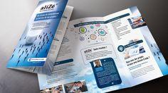 Dépliant - CCI de Saône et Loire - ZONALPHA   Agence de communication Cci, Promotion, Document, Monopoly, Menu, Advertising Agency, Menu Board Design