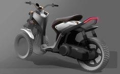 Yamaha 03GEN-x concept