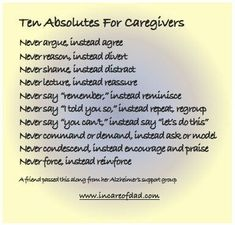 The Layman's Guide To Alzheimer's Disease – Elderly Care Tips Alzheimers Poem, Alzheimer Care, Dementia Care, Alzheimer's And Dementia, Dementia Quotes, Dementia Facts, Caregiver Quotes, Dementia Awareness, Dementia Activities