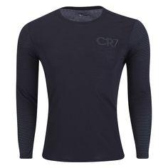 1cab580e9 Nike Ronaldo CR7 Long Sleeve T-Shirt - WorldSoccershop.com