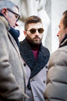 that coat cannot be ignored