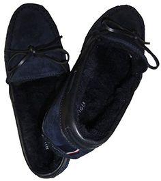 25949936cdd3 Tommy Hilfiger Mens Bridge-T Slippers Light Blue Fabric