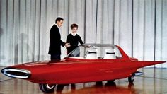 Top 10 20th Century Concept Cars We Hoped We'd Drive By Now