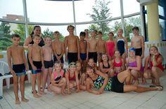 Příměstský plavecký tábor v Letňanech Lagoon - www.delfinek.cz