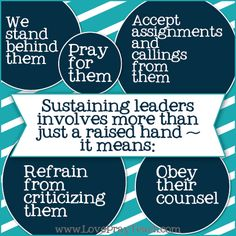 """June LDS Young Women Lesson Helps for """"What does it mean to sustain my leaders?"""" Our Young Women printable packs include PDF downloads for:  Handouts Posters Journal Cards Scripture Cards Activity Ideas Treat Baggy Topper and more! www.LovePrayTeach.com"""