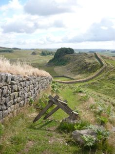 Just to prove I am still on the go.  Currently in Australia but this is Hadrian's Wall in Scotland and it's here because I am having difficulty uploading the US photos at the moment.  Today is Monday 18 November.  Callum's birthday