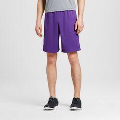 Men's Mesh Short Purple M - C9 Champion