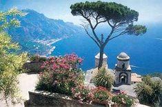 Amalfi Coast, Italy  -  Pinned 3-22-2015.