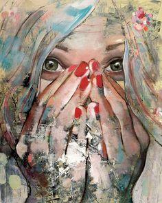 "Amazing! ""Bliss"" Oil on canvas by @mihail_korubin  Follow @mihail_korubin for more artworks! Tag your friends below!#Dailyart #mihailkorubin"