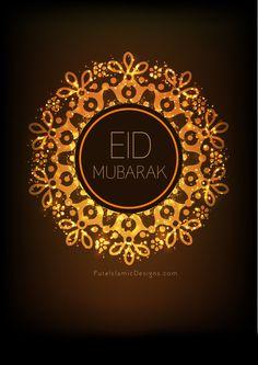 10 Beautiful EID MUBARAK Wallpapers by PureIslamicDesigns  http://pureislamicdesigns.com/10-beautiful-eid-mubarak-wallpapers/