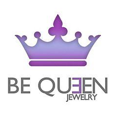 Be Queen Jewelry Logo