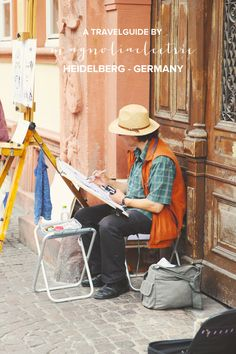 Heidelberg Guide {a travelguide by magnoliaelectric}