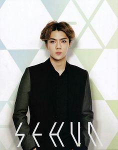 EXO L Japan Photobook