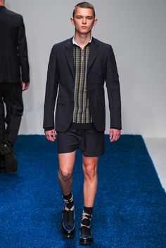 Pringle of Scotland | Spring 2013 Menswear Collection | Style.com