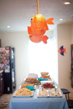 Under the Sea Birthday Party Ideas | Photo 1 of 20 | Catch My Party
