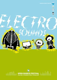 Open Source Festival: Electro sounds