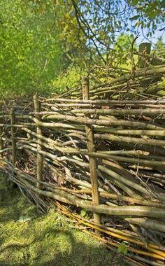 Die 33 Besten Bilder Von Zaun Garden Fencing Garden Fences Und
