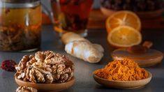 Svůj lymfatický systém podpoříte tím, že se budete vyhýbat toxinům a chemikáliím Spirulina, Baked Potato, Smoothies, Cereal, Muffin, Potatoes, Baking, Breakfast, Ethnic Recipes