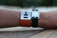 Hermes Cape Code watch, Hermes Kelly Dog.