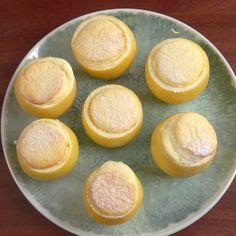 Lemon Soufflés - You Tube - Tip Hero