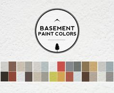 41 best basement ideas images basement basement on basement color palette ideas id=69338